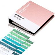 [2020 NEW] PANTONE GB1507A METALLIC CHIPS BOOK (Coated)