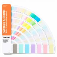 [2020 NEW] PANTONE GG1504A PASTELS & NEONS (Coated & Uncoated)