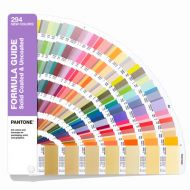 Pantone GP1601A-SUPL FORMULA GUIDE SUPPLEMENT (Coated & Uncoated)