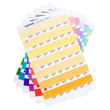 PANTONE Chips Replacement Page (Coated)
