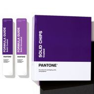 [2019 NEW] PANTONE GP1608A SOLID COLOR SET (Formula Guides and SOLID CHIPS Set)